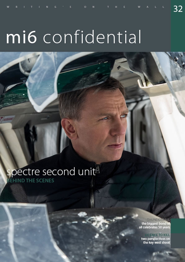 Mi6 confidential issue 32
