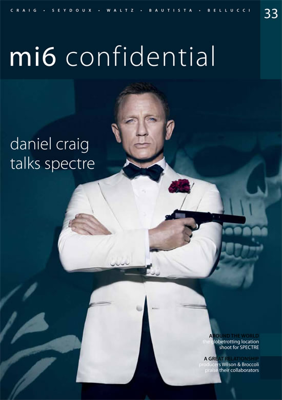 Mi6 confidential issue 33