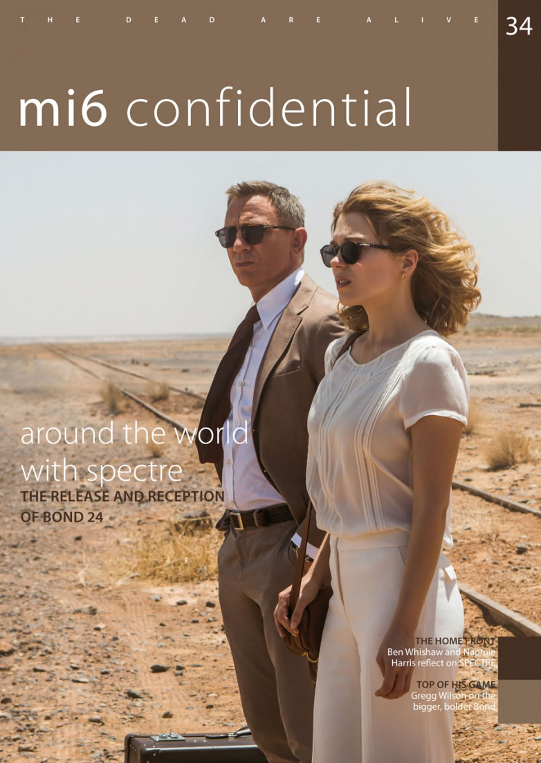 Mi6 confidential issue 34