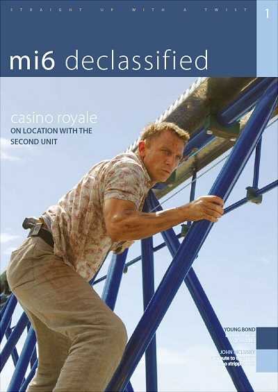 MI6 Declassified Issue1