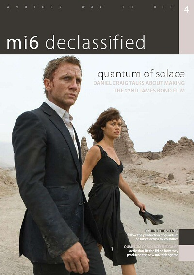 MI6 Declassified Issue4