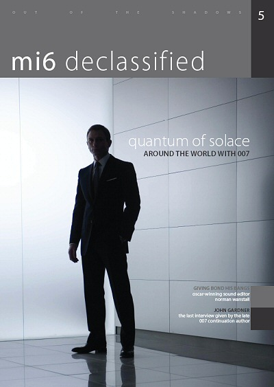 MI6 Declassified Issue5