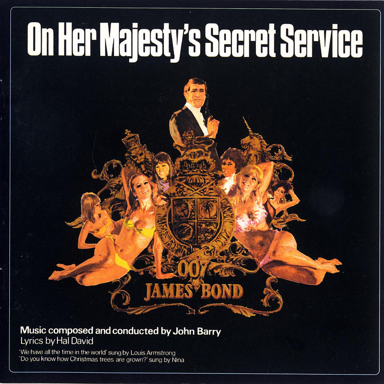 On Her Majestys Secret Service soundtrack 2003