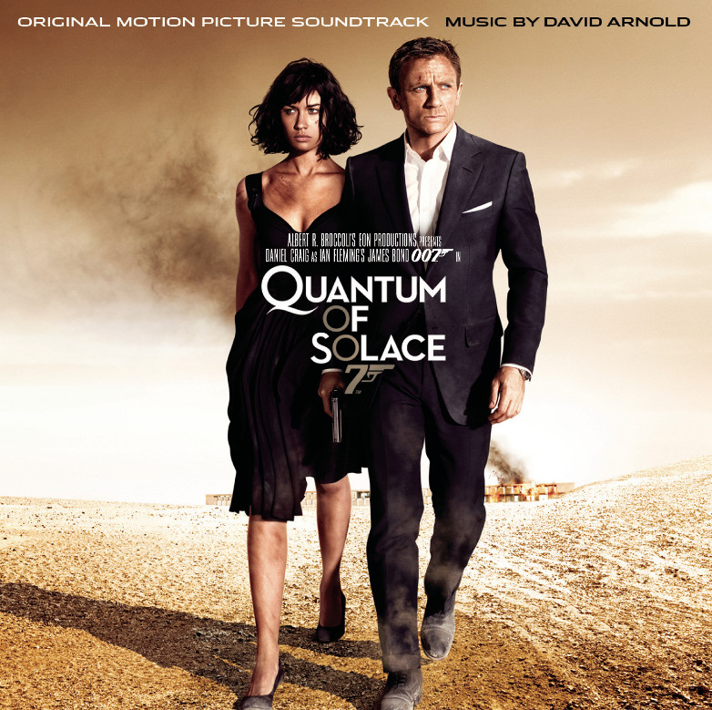 Quantum of Solace film soundtrack