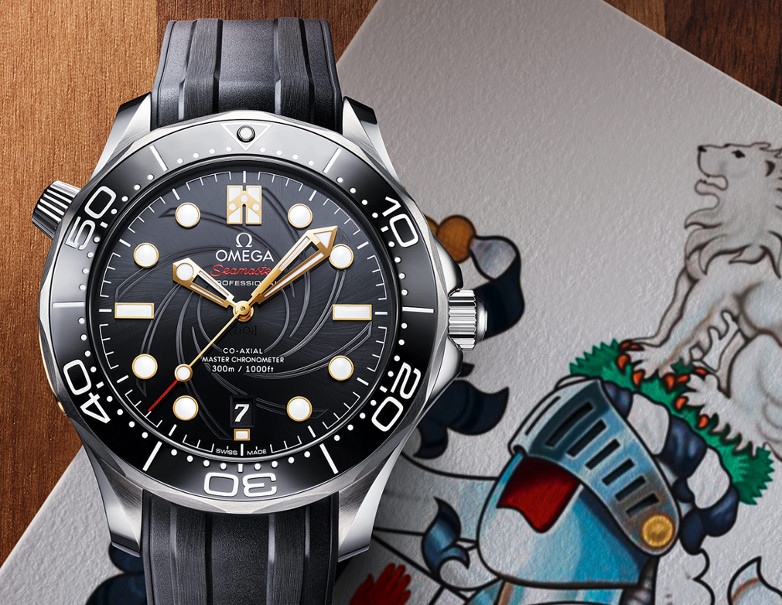 Seamaster Diver On Her Majesty's Secret Service