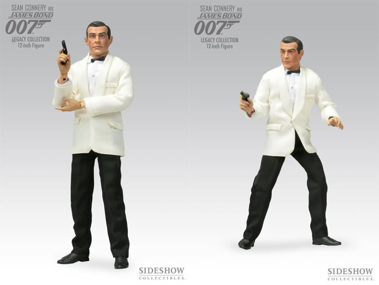 Sean connery sideshow legacy collection