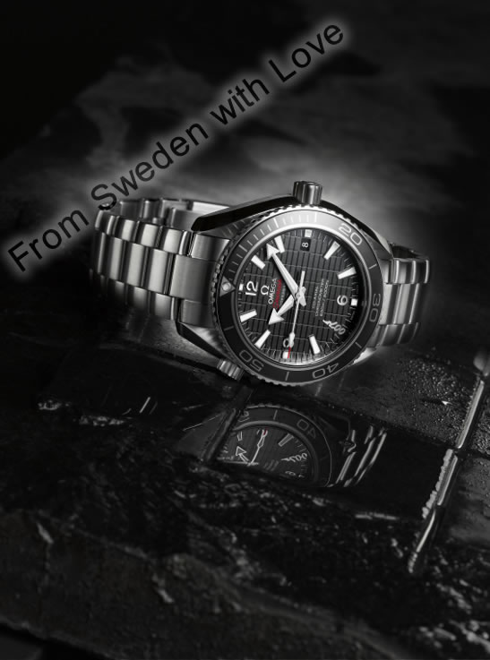 Skyfall omega seamaster limited edition