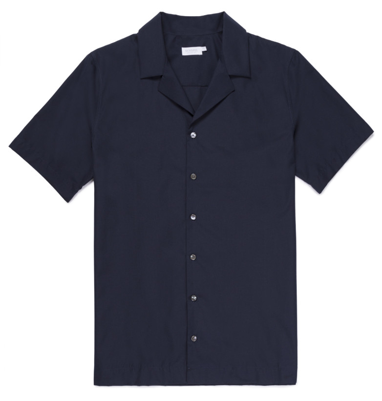 Sunspel Sea Island Cotton shirt