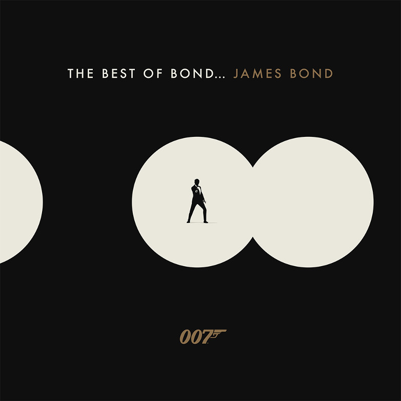 The Best Of Bond… James Bond CD LP
