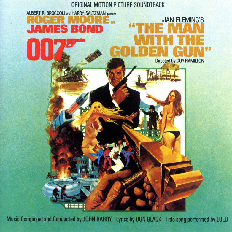 The Man With The Golden Gun soundtrack 2003