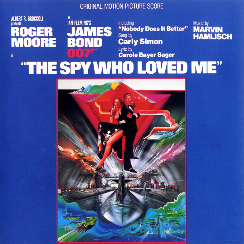 The Spy Who Loved Me soundtrack 2003
