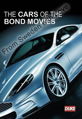 The cars of bond movies