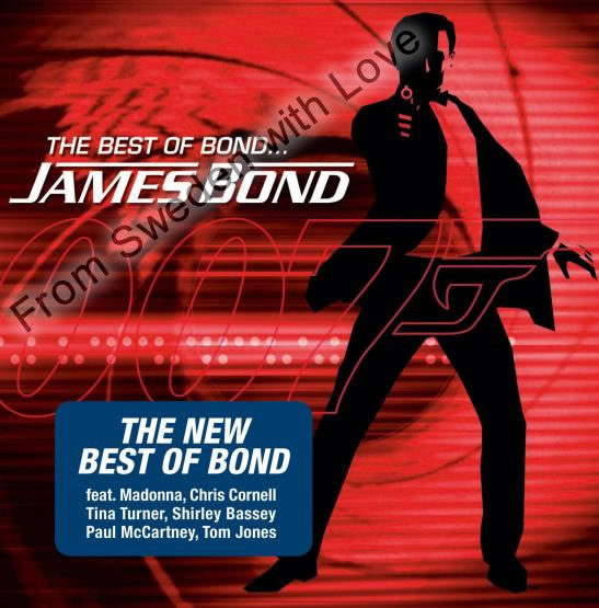 Timmy Thick Theme Song By Michael Jones: Best Of Bond: James Bond