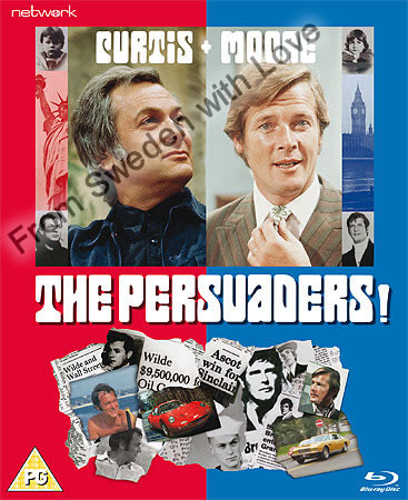The persuaders blu ray set 2011