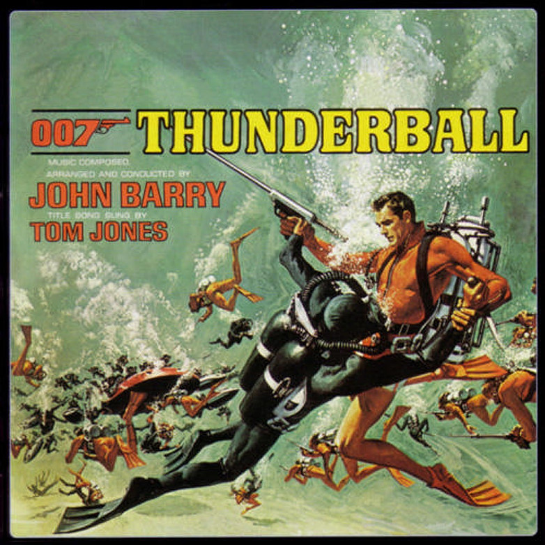 Thunderball soundtrack 2003
