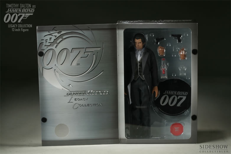 Timothy dalton sideshow legacy collection