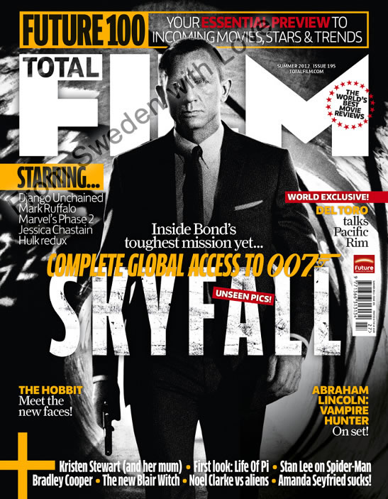 Total film 195 skyfall issue