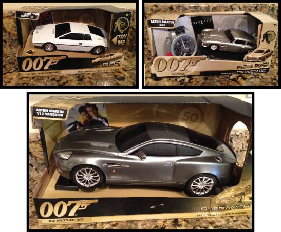 Toy state james bond toys 2012