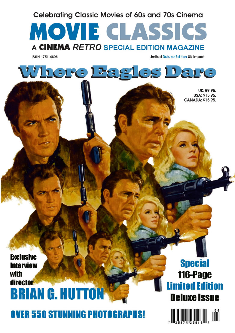 Where eagles dare deluxe tribute issue