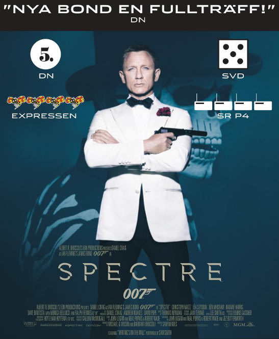 SPECTRE recension review