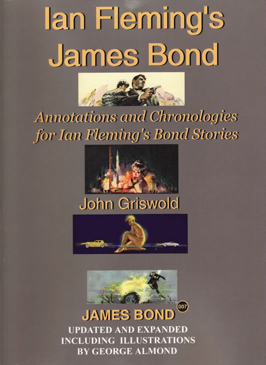 Annotations and chronologies for ian flemings bon