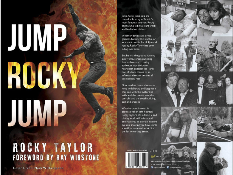 Jump Rocky Taylor Jump book review