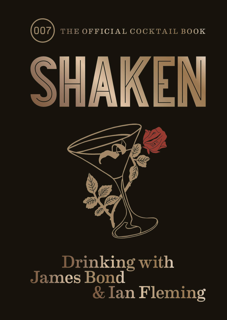 Shaken Drinking with James Bond Ian Fleming review