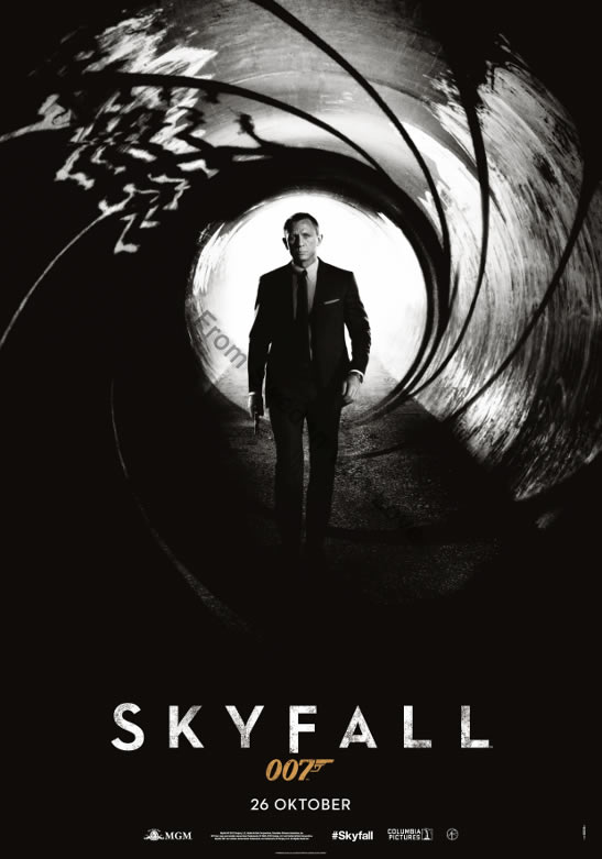 Skyfall recension review