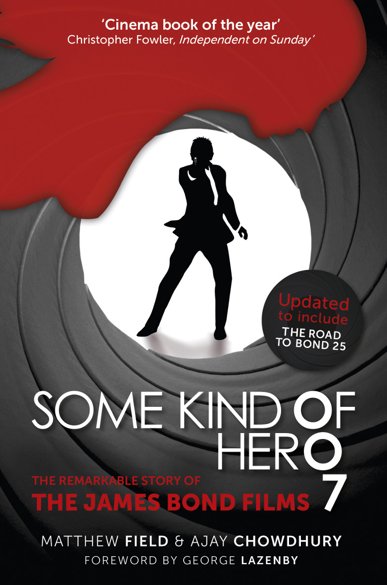 Some Kind Of Hero James Bond book review