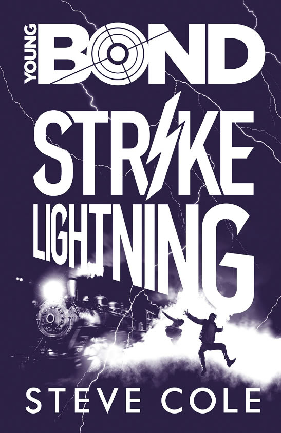 Strike lightning steve cole