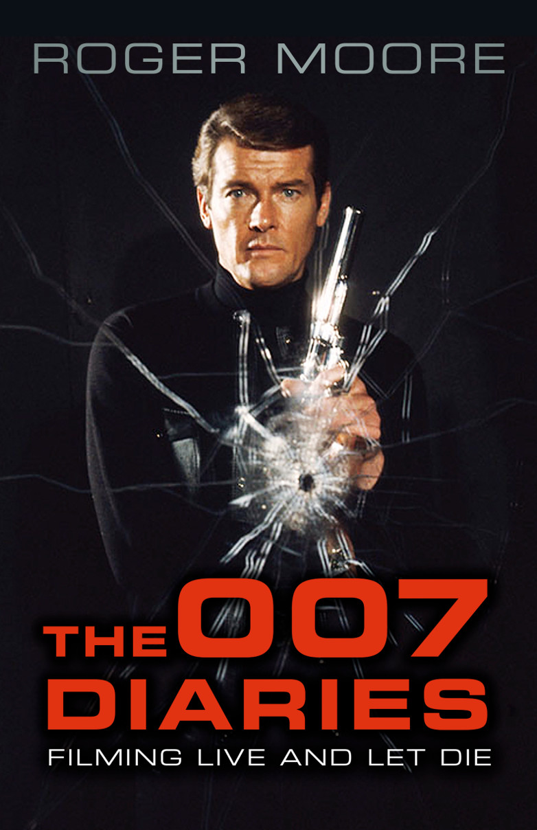 The 007 Diaries Roger Moore book review