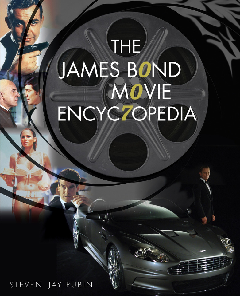 The James Bond Movie Encyclopedia review