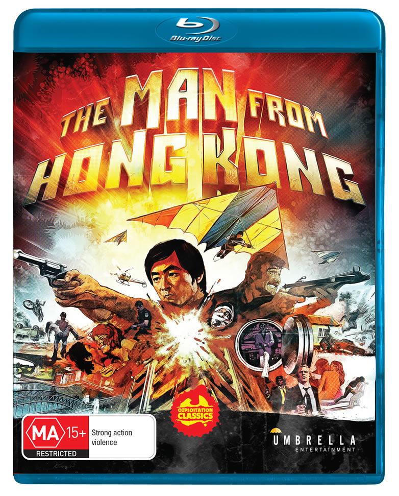 The Man From Hong Kong | easternkicks.com