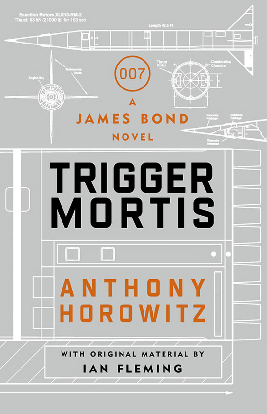 Trigger Mortis Anthony Horowitz
