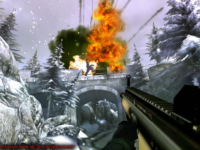 GoldenEye Activision video spel