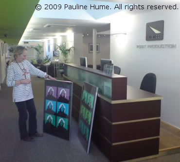Pauline Hume End Titles Designer
