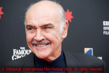 Sean Connery Edinburgh Film Festival