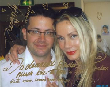 Virginia Hey Anders Frejdh