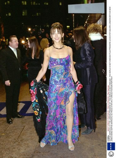 Sophie Marceau The World Is Not Enough