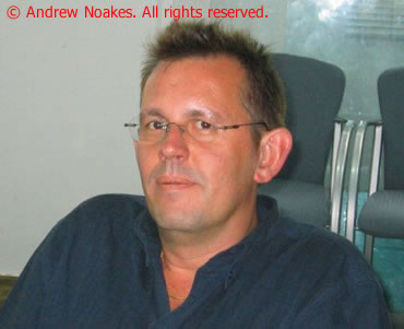 Andrew Noakes Controller Asssociate Producer