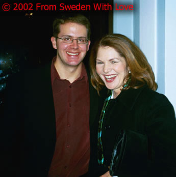 Lois Chiles Anders Frejdh