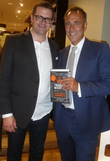 Anthony Horowitz Anders Frejdh