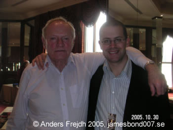 Julian Glover Anders Frejdh