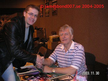 Dave Prowse Anders Frejdh