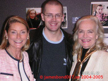 Tania Mallet Anders Frejdh