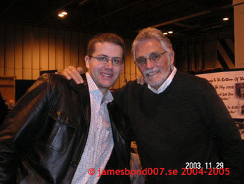 David Hedison Anders Frejdh