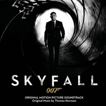 Skyfall soundtrack 2012