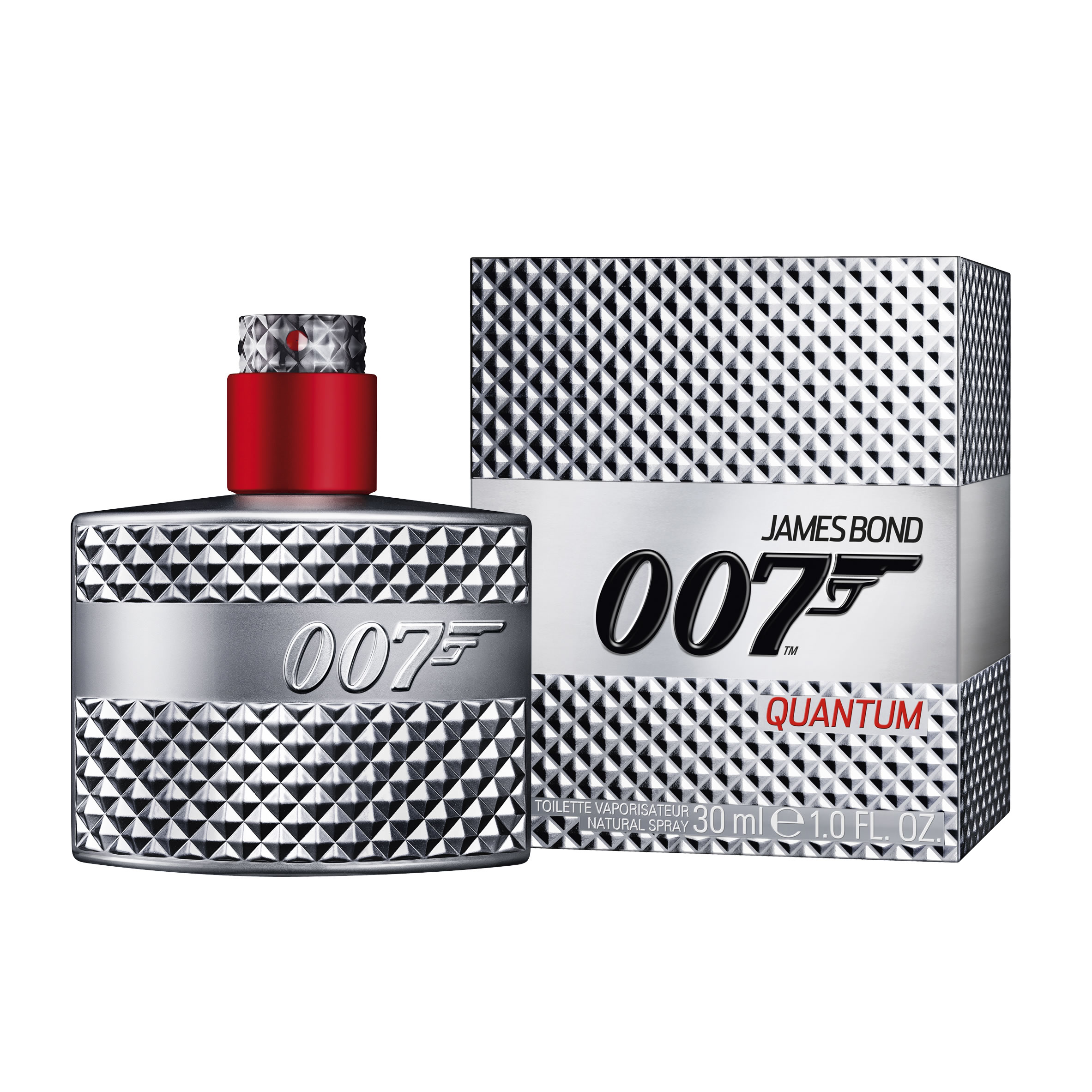 James bond parfym quantum