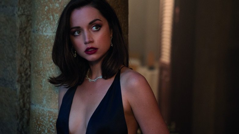 Ana de Armas as Paloma in No Time To Die